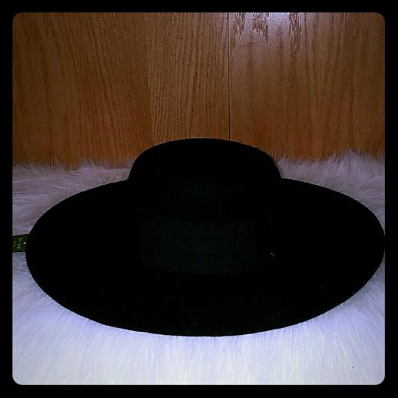 6eea1a0b Kate spade Accessories | Wool Wide Brim Floppy Hat | Poshmark
